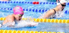 Cele mai bune performanțe la Campionatele Internaționale de înot ale României