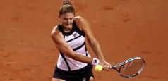Roland Garros: Zero după prima zi a fetelor
