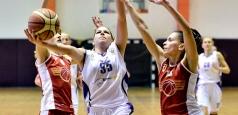SCM Timișoara și Rapid au promovat în Liga Națională de Baschet feminin