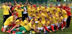 Dinamo București a cucerit două Supercupe la juniori