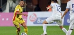 Fotbal feminin: Scoția - România 2-0, într-un meci amical