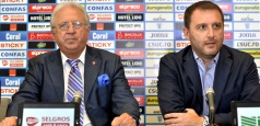 Noul antrenor al Craiovei, prezentat oficial