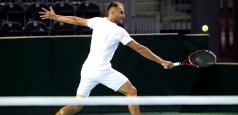 ATP Nottingham: Copil începe cu dublul