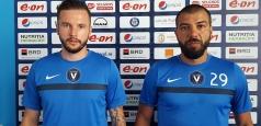Marius Constantin și Andrei Dumitraș au semnat cu FC Viitorul