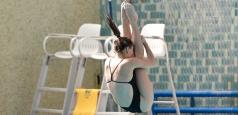 Anca Șerb, locul 18 la Campionatele Europene de sărituri în apă