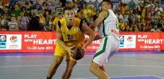 România s-a clasat pe locul 12 la FIBA 3x3 World Cup 2017