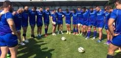 Echipa României pentru meciul cu Brazilia de sâmbătă