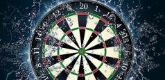 Jucătorii de darts își dispută cel mai râvnit trofeu intern