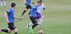 Meci amical: FC Viitorul - NK Aluminij 2-2