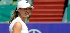 Wimbledon: Doar Monica merge mai departe la dublu