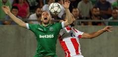 Ludogorets Razgrad, învinsă în Liga Campionilor