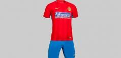 FCSB și Nike prezintă noul echipament de joc pentru meciurile desfășurate pe teren propriu