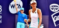 BRD Bucharest Open: Trei românce în sferturi la simplu