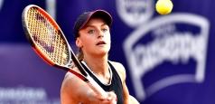 BRD Bucharest Open: Ana Bogdan se oprește în semifinale