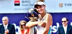 BRD Bucharest Open: Irina Begu păstrează trofeul în țară
