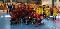 Spania a câștigat prima ediție a Trofeului Carpați pentru Juniori