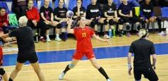 Tricolorele încep lupta pentru medalie la Campionatul European de Tineret