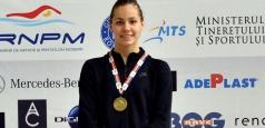 Ana Dascăl, medaliată cu bronz la FOTE
