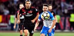 Europa League: CS U Craiova - AC Milan 0-1, ce meci!