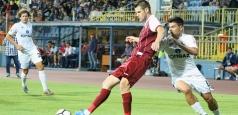 Liga 1: Gaz Metan Mediaș - CFR Cluj  0-3
