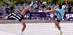 Futnet: JSF Cluj, debut în trombă în retur