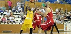 Vulturii continuă pregătirile pentru FIBA EUROBASKET 2017