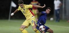 România U19 - Cipru U19 0-1, într-un joc amical