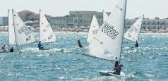 Regal pe apă cu vele la Eforie Nord