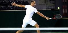 ATP Vancouver: Copil pierde în primul tur la simplu