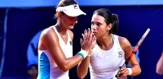 WTA Cincinnati: Trei românce în sferturile probei de dublu