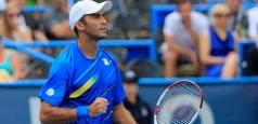 ATP Cincinnati: Victorie de moral și calificare în sferturi