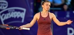 WTA Cincinnati: Crispare nejustificată și înfrângere logică
