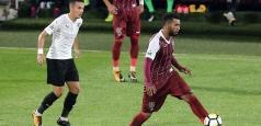 Liga 1: CFR Cluj, victorie de justețe cu Voluntari