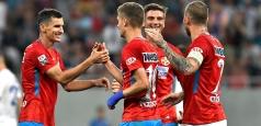 Liga 1: FCSB, două goluri de la distanță în poarta Botoșaniului