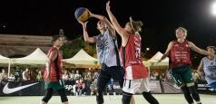 Mangalia Streetplay încheie seria estivală a turneelor de baschet 3x3