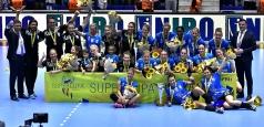 CSM București, primul trofeu al sezonului