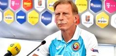 Christoph Daum își întrerupe mandatul de selecționer al echipei naționale a României