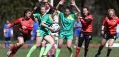 CS Agronomia Bucuresti a cucerit Cupa Romaniei la Rugby 7 feminin