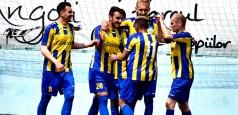 Liga 2: A şasea victorie consecutivă pentru Dunărea Călărași