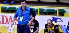 LNHM: Vlad Caba, noul antrenor al echipei CSM București