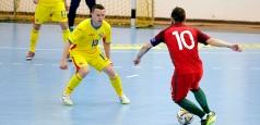 România și-a aflat adversarele de la UEFA Futsal Euro 2018