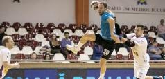 LNHM: Victorie pentru CSM București la debutul lui Vlad Caba pe banca tehnică