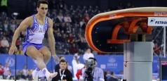 Campionatele Mondiale: Marian Drăgulescu, al doilea la sărituri după primele trei subdiviziuni