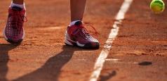 """Nini Gabriel Dica și Fatima Keita joacă pentru România la """"Tennis Europe Junior Masters""""."""