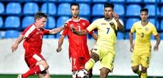 Florinel Coman a părăsit cantonamentul U21