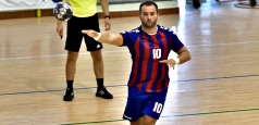 LNHM: Egalitate între Steaua și Poli Timișoara