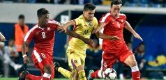 Preliminariile CE U21: Elveția - România 0-2