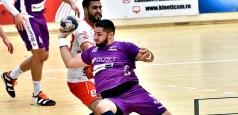 LNHM: Dinamo, la a doua înfrângere