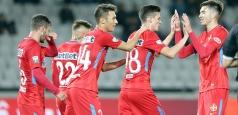 Cupa României: Sănătatea Cluj - FCSB 1-6