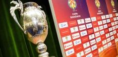 Tragerea la sorți a optimilor de finală ale Cupei României va avea loc pe 2 noiembrie